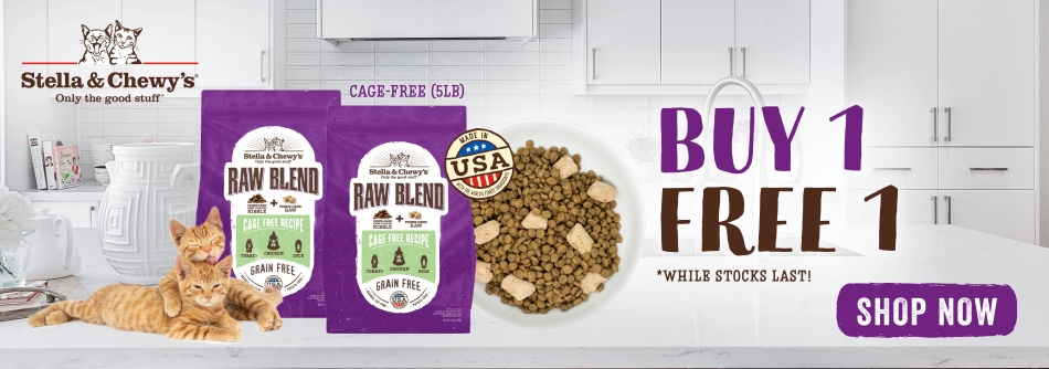 S&C (Cat) Cage-Free Raw Blend Promo (May 2021)_Banner 950x334px